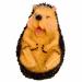 Цены на Фигура декоративная садовая Еж - хохотун малый,   L10,  5W9,  5H13 см