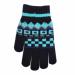 """Цены на Перчатки """" Toppo""""  с узором Эти яркие вязаные перчатки согреют ручки ребенка в прохладную погоду. Изделие украшено небольшими квадратами,   прекрасно тянется и легко стирается. Перчатки подойдут к любому верху: легкой куртке,   пуховику или даже шубе."""
