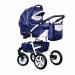 Цены на Caretto (Польша) Коляска ADRIANO 2в1 (Caretto),   Ad 06 (синяя + бел.кожа) Среди модульных колясок эконом - сегмента ADRIANO выделяется исключительностью исполнения и высокой функциональностью. Кроме того,   классически - сдержанным дизайном. Спальный блок обл