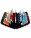 Цены на Кейс для кредитных карт «Security credit card wallet» Кейс для кредитных карт «Security Credit Card Wallet» Незаменимый аксессуар для любого современного человека. Семь отделений для пластиковых карт,   которые можно использовать и для наличности,   а также в