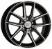 """Цены на 1000 Miglia MM041 6.5x16/ 5x114.3 D67.1 ET42 Black Polished литые,   легкий сплав,   ширина обода 6.5"""",   диаметр обода 16"""",   крепежных отверстий 5,   PCD 114.3 мм,   центральное отверстие 67.1 мм,   вылет ET 42 мм,   цвет: серебристый + черныйлитые дискиширина х диаметр ("""