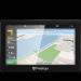 Цены на Prestigio Prestigio GeoVision 5056 Prestigio GeoVision 5056 – это автомобильный GPS -  навигатор с 5 - дюймовым дисплеем и базой полицейских радаров и камер. Он представляет собой доступный навигатор с 3D - картами и голосовыми подсказками,   которые помогут вам
