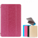 Цены на Чехол книжка SlimFit для планшета Ксиаоми MiPad (Малиновый) Кожаный чехол книжка для планшета Xiaomi MiPad. Стильный,   модный,   удобный чехол защитит Ваше цифровое устройство смартфон или планшет и дополнит Ваш индивидуальный образ благодаря современному ди