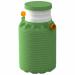 Цены на ТАНК Микроб 600 мини септик для дома и дачи Вес,   кг — 42Габариты (ВхШхГ),   см — 143х91х91Гарантия — 1 годКол - во камер очистки,   шт — 2Кол - во компрессоров,   шт — НетКол - во пользователей,   чел. — 1Материал корпуса — ПластикМесто для насоса — НетНаличие насоса —
