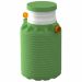 Цены на ТАНК Микроб 450 мини септик для дома и дачи Габариты (ВхШхГ),   см — 143х81х81Гарантия — 1 годКол - во камер очистки,   шт — 1Кол - во компрессоров,   шт — НетКол - во пользователей,   чел. — 1Материал корпуса — ПластикМесто для насоса — НетНаличие насоса — НетНапряжен