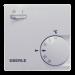 Цены на Терморегулятор Eberle RTR 6163 Термостат нужно устанавливать,   чтобы он не находился под прямым действием сквозняков,   солнечных лучей,   источников тепла. Также при установке термостата должно быть обеспечено свободное движение воздушного потока. Рекомендуем
