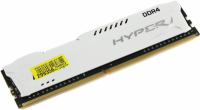 Фото Kingston 8GB DDR4 2133MHz HyperX Fury White (HX421C14FW2/8)