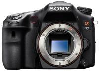 Фото Sony Alpha SLT-A77 Body