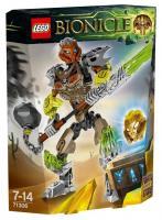 Фото LEGO Bionicle 71306 Повелитель Камня Похату