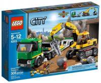 ���� LEGO City 4203 ���������� � ����������