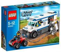 ���� LEGO City 60043 ��������������� ������������