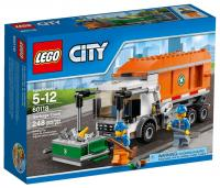 Фото LEGO City Great Vehicles 60118 Мусоровоз
