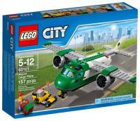 Фото LEGO City 60101 Грузовой самолёт