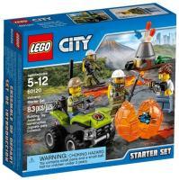 Фото LEGO City 60120 Исследователи вулканов