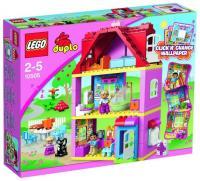 Фото LEGO Duplo 10505 Кукольный домик