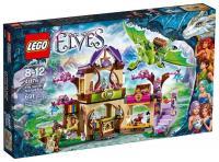 Фото LEGO Elves 41176 Секретный рынок