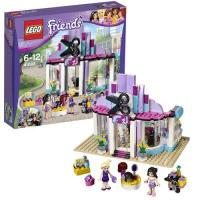 Фото LEGO Friends 41093 Парикмахерская Хартлейк