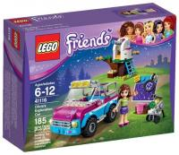 Фото LEGO Friends 41116 Звездное небо Оливии