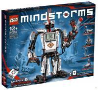 Фото LEGO Mindstorms 31313 EV3