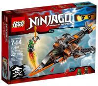 Фото LEGO Ninjago 70601 Небесная акула