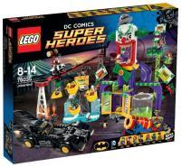Фото LEGO Super Heroes 76035 Джокерленд