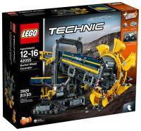 Фото LEGO Technic 42055 Роторный экскаватор
