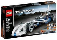 Фото LEGO Technic 42033 Рекордсмен