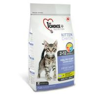 Фото 1st CHOICE Kitten Healthy Start 0,907 кг