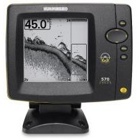 ���� Humminbird Fishfinder 570