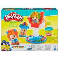 Фото Hasbro Play-Doh Сумасшедшие прически (B1155)