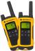 Цены на Motorola Радиостанция Motorola TLKR - T80 Extreme Тип : портативная Диапазон частот : 446 - 446.1 МГц Количество каналов : 8 Количество субкодов : 121 Радиус действия : 10 кмВыходная мощность : 0.5 ВтАнтенна : несъемная Вес с батареями : 140 г