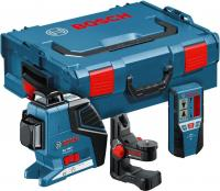 Bosch GLL 3-80 P Professional + BM1 + LR2 L-Boxx (060106330A)
