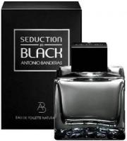 Antonio Banderas Splash Seduction In Black EDT