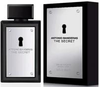 Antonio Banderas The Secret EDT