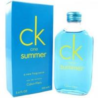 Calvin Klein CK One Summer 2008 EDT