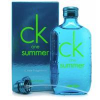Calvin Klein CK One Summer 2013 EDT