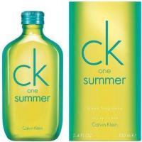 Calvin Klein CK One Summer 2014 EDT