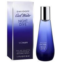 Davidoff Cool Water Night Dive Woman EDT