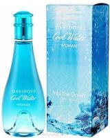 Davidoff Cool Water Woman Into The Ocean EDT