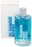 Jil Sander Sport Water For Women EDT