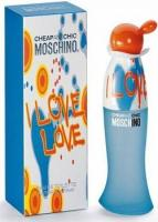 Moschino Cheap and Chic I Love Love EDT