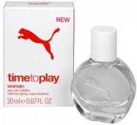 Puma Time to Play Woman EDT