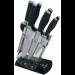 Цены на TalleR TR - 2006 Длина лезвия  -  8.5,   12.5,   18,   20,   20,   20,   Материал рукояти  -  Пластик,   Тип  -  Набор ножей,   Назначение ножа  -  Для нарезки,   Вес  -  1595,   Материал лезвия  -  Нержавеющая сталь,   Цвет  -  Черный,   Длина ножа  -  20,   24,   30.5,   32.5,   33,   33,   В комплекте  -  М