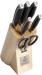 Цены на TalleR TR - 2008 Материал рукояти  -  Пластик,   Длина лезвия  -  9,   12.5,   20,   20,   20,   Тип  -  Набор ножей,   Длина ножа  -  22,   25.5,   33,   33.5,   34,   Вес  -  2080,   Материал лезвия  -  Нержавеющая сталь,   Назначение ножа  -  Для хлеба,   В комплекте  -  Подставка,   Цвет  -  Черный