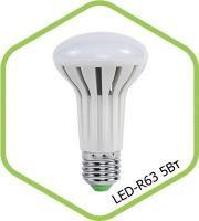ASD LED-R63-standard E27 5W 4000K (4690612001555)