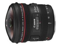 Canon EF 8-15mm f/4.0L Fisheye USM