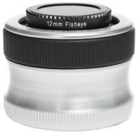 Lensbaby Scout with Fisheye Canon EF