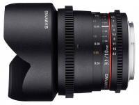 Samyang 10mm T3.1 ED AS NCS CS VDSLR Nikon F