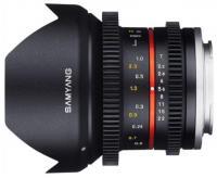 Samyang 12mm T2.2 NCS CS VDSLR Samsung NX
