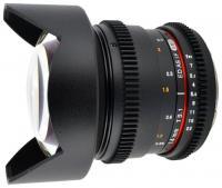 Samyang 14mm T3.1 ED AS IF UMC VDSLR Canon EF